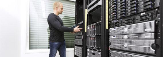 администрирование серверов